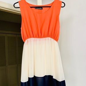 LianDa Party Dress SZ S